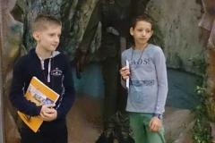 Даня-и-Максим-в-музее-вооруженных-сил