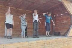 Танец импровизация