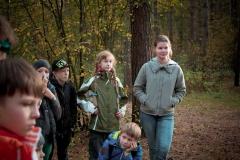 Этно-игры на лесной поляне