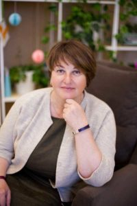 Ирина Осютина детский психолог