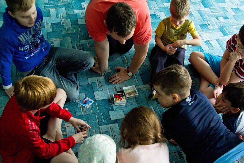 Игры взаимодействие психологические знакомство на и