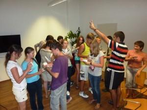 тренинг командообразования для подростков