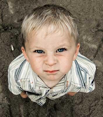 Особенности характера ребенка