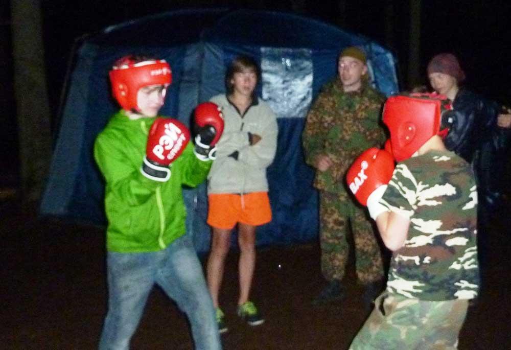 Летний лагерь для подростков — лучшее место для активного отдыха