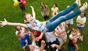 Летние лагеря в Подмосковье для подростков