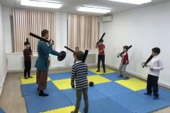 Занятия в центре