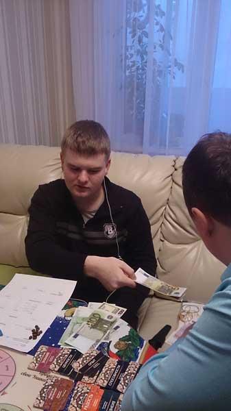 Илья рассуждает о ценностях