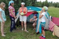 Презентация палатки Мечты