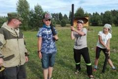 Занятия на мечах