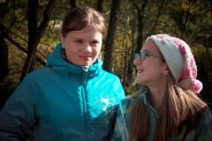 Вика и Алена