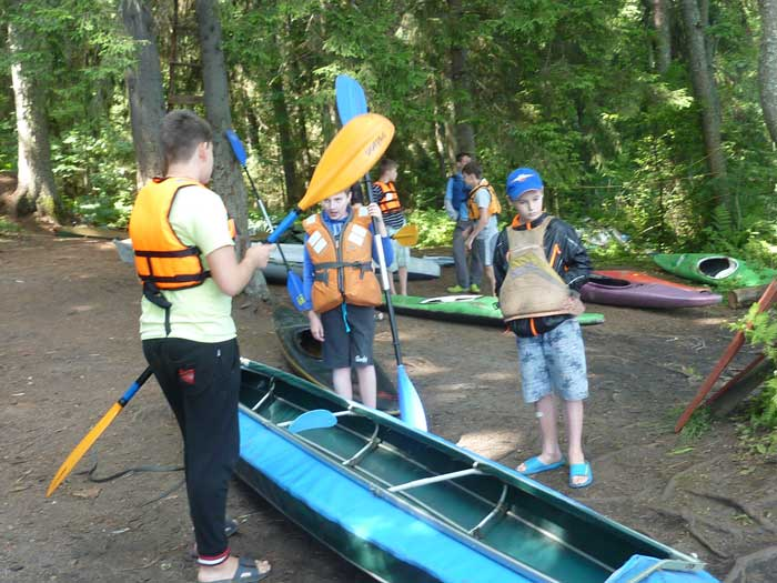 Летние лагеря для подростков в Подмосковье